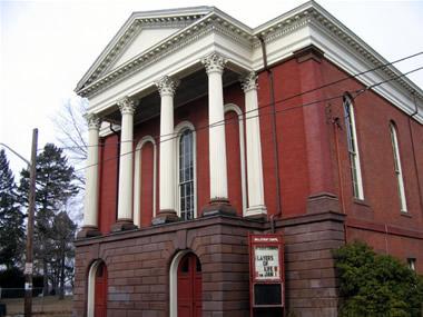 Chapel Street Rhode Island