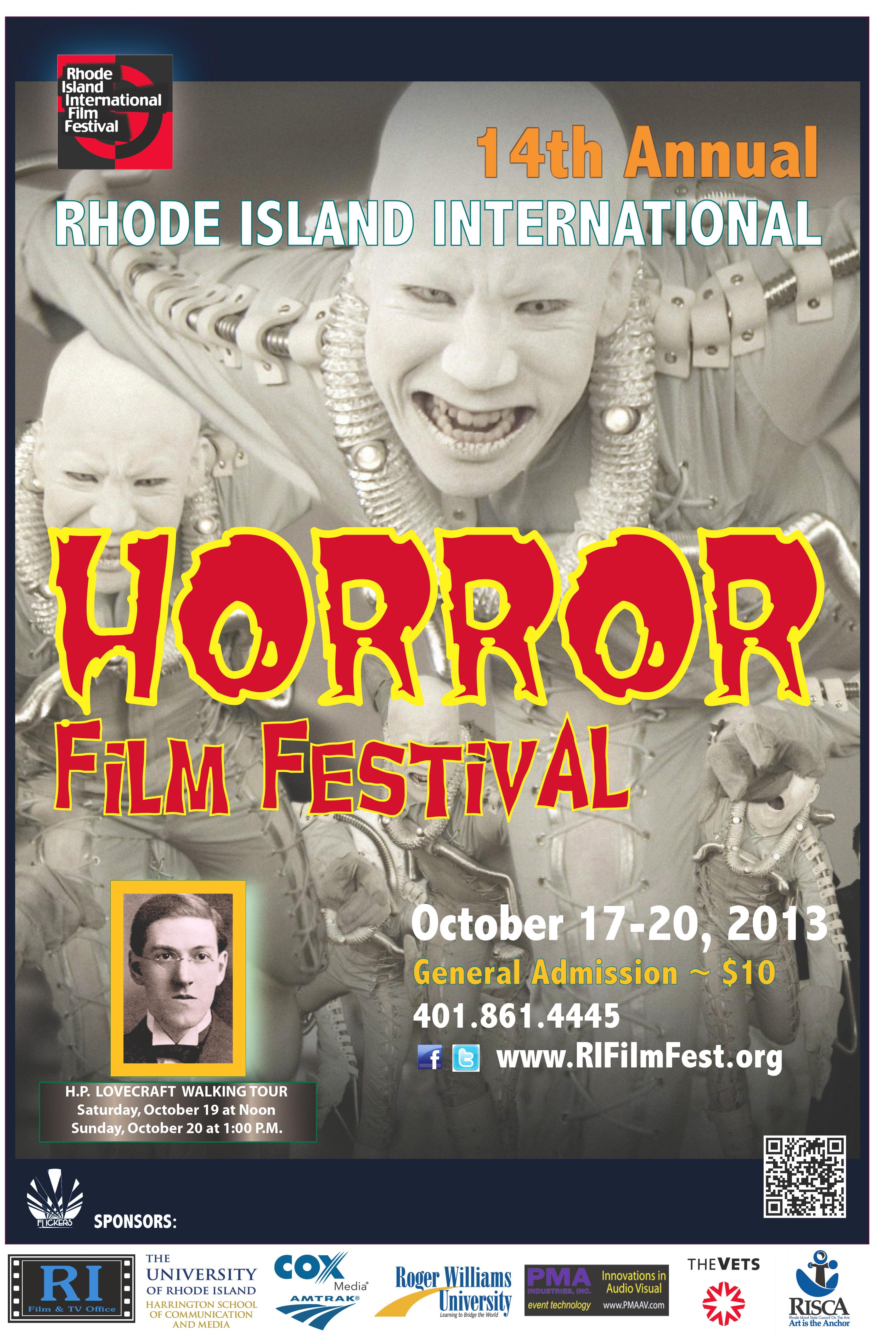Flickers Rhode Island Film Festival Winners