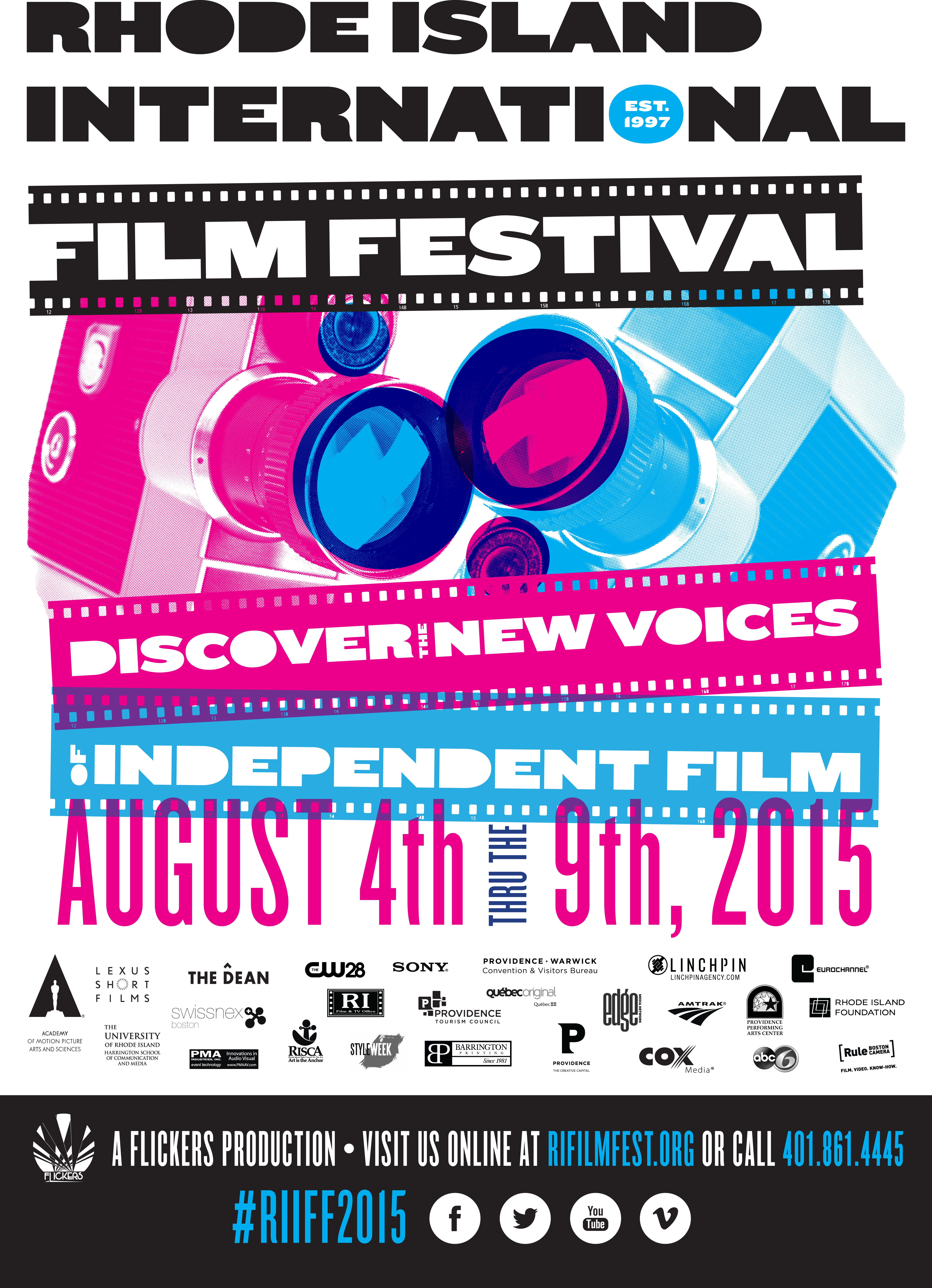 Rhode Island Film Festival Screenplay Contest